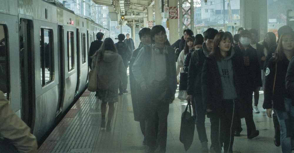 Memories of Tokyo. Photographies by NeverSceneFilms